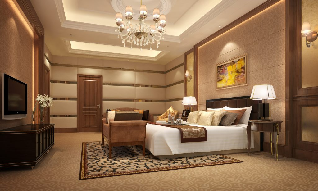 amenajare si design dormitor renovat sibiu constructii